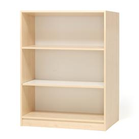 image-Bookcase THEO, 1000x450x1250 mm, birch