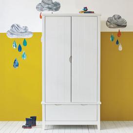 image-Jango 2 Door Wardrobe The Children's Furniture Company
