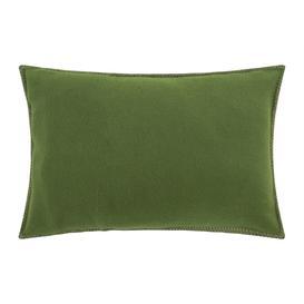 image-Zoeppritz since 1828 - Soft Fleece Bed Cushion - 30x50cm - Dark Jade