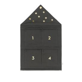 image-House Advent calendar - / 4 Sundays by Ferm Living Gold,Fir tree green