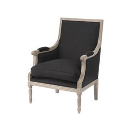 image-High End Contemporary Designer French Chair Shabby Chic Wooden Bedroom Armchair
