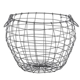image-Wire Basket August Grove