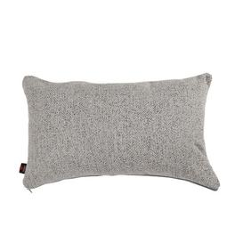 image-Acker Chenille Cushion with filling Isabelline