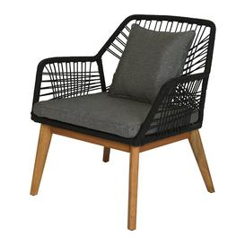 image-AMARA Outdoors - Outdoor Rope Weave Lounge Chair - Set of 2
