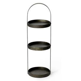 image-Belinda Wood Free Standing Shower Caddy Belfry Bathroom