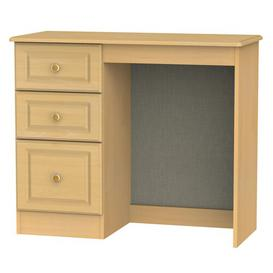 image-Argyle Dressing Table Three Posts Colour: Beech