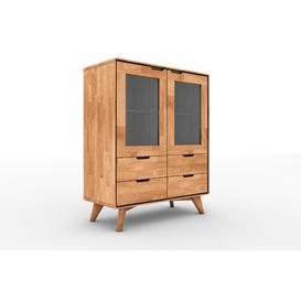 image-Gant Welsh Dresser Gracie Oaks Colour: Beech Joint