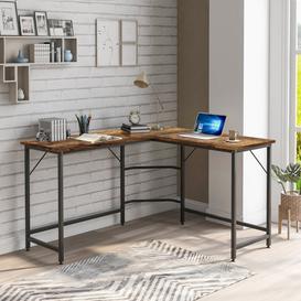 image-Computer Desk Large L-Shaped
