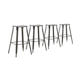 image-Skylar 78cm Bar Stool (Set of 4) Williston Forge