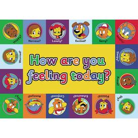 image-Aponte How Are You Feeling Today Rug Playmat