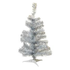 image-2ft Pine Artificial Christmas Tree with Stand