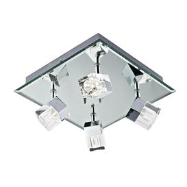 image-Dar LOG8550/LED Logic 4 Light LED Bathroom Spotlight IP44