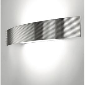 image-1-Light LED Flush Mount Selene Illuminazione Finish: Stainless Steel