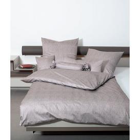 image-Messina Zip Square Pillowcase Janine Colour: Brown, Size: 15 cm H x 40 cm W