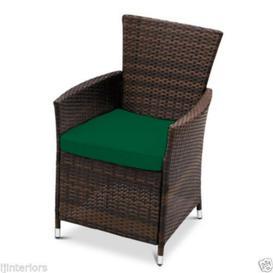 image-Garden Bar Stool Cushion Sol 72 Outdoor Colour: Green