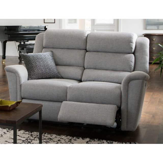image-Parker Knoll Colorado Double Power Recliner 2 Seater Fabric Sofa