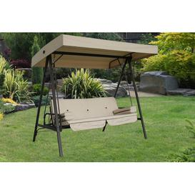 image-Holifield Swing Seat with Stand