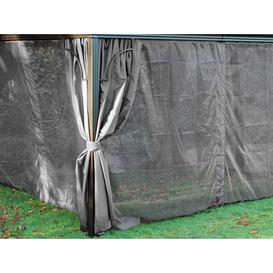 image-Junior Gazebo 3 x 3m Mosquito Curtains