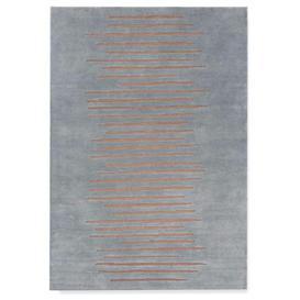 image-Portinfer Rug - 120 x 180 cm / Blue / Wool