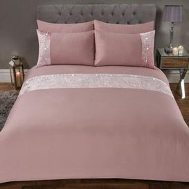image-Lemon 180 TC Plain Weave Duvet Cover Set Rosdorf Park Size: Super King - 2 Standard Pillowcases