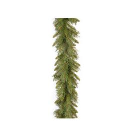 image-Tiffany Fir PVC Artificial Christmas Garland 9ft by National Trees