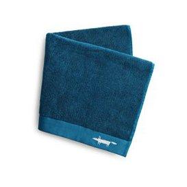 image-Scion Mr Fox Embroidered Hand Towel, Lake