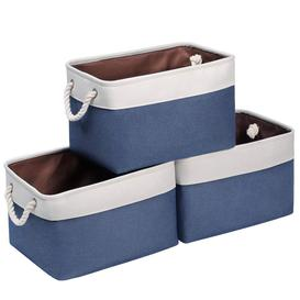 image-Home Office Plastic / Fabric Basket
