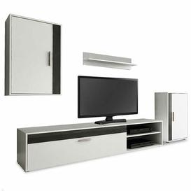 "image-Griffey Entertainment Unit for TVs up to 70"" Brayden Studio"