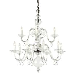 image-Weatherford 12-Light Candle-Style Chandelier Astoria Grand
