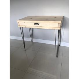image-Donofrio Writing Desk Union Rustic Size: 81cm H x 120cm W x 40cm D