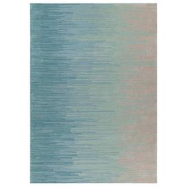 image-Ombre Rug - 170 x 240 / Blue / Wool