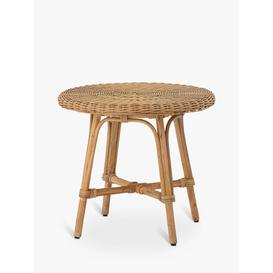 image-Bloomingville MINI Rattan Children's Table, Natural