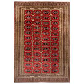 image-Fleischmann Hand Hooked Wool Red Indoor/Outdoor Rug Bloomsbury Market