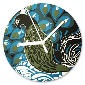image-Dellbrook 13cm Analogue Wall Clock Ebern Designs