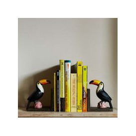 image-Toucan Bookends