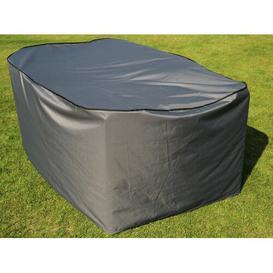 image-Patio Table Cover WFX Utility Size: 90cm H x 208cm W x 325cm D