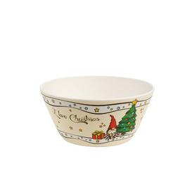 image-I love Christmas Decorative Plate Goebel