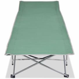 image-Demir Sun Lounger Sol 72 Outdoor Colour: Green