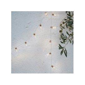 image-Glass-Jar Fairy Lights - 20 Bulbs