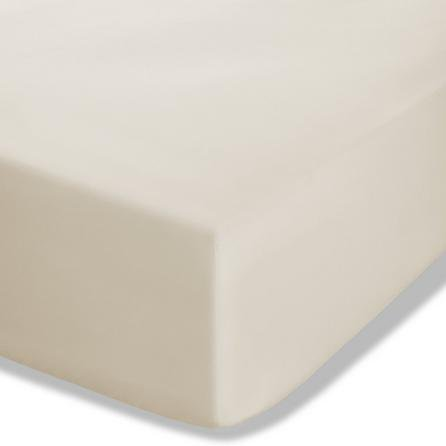 image-Fogarty Soft Touch Fitted Sheet Natural
