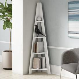 image-Verlyn Corner Bookcase Mercury Row
