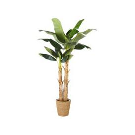 image-Potted Artificial Banana Tree