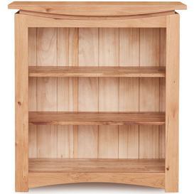 image-Roscoe Oak Bookcase - Small - Baumhaus