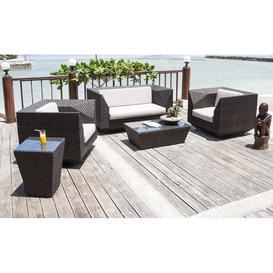 image-Alexander Rose Ocean Maldives 2+1+1 Sofa Set