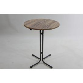 image-Bonda Folding Steel Bar Table Sol 72 Outdoor