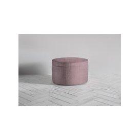 image-Isabella Storage Ottoman in Portrait Pink