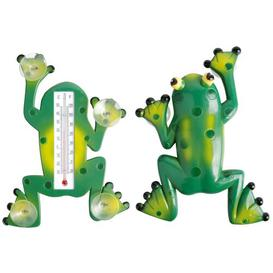 image-Frog Window Thermometer Symple Stuff