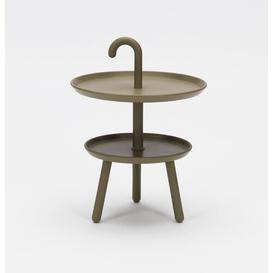 image-Degnan Plastic Bar Table Sol 72 Outdoor Colour: Brown