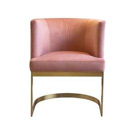 image-Lasco Dining Chair Blush Pink