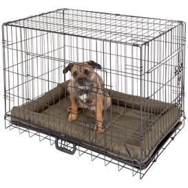 image-Double Door Pet Cage - Medium